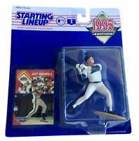 MLB Starting Lineup SLU Jeff Bagwell Action Figure Houston Astros 1995 Kenner