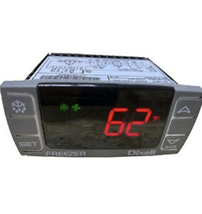 Dixell Temperature Control XR06CX-4N1F1 Programmable Commercial For Freezer 120V