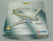 Corgi 1:144 - AA30007 - Douglas DC-3 South African Airways