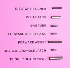 MASTER BUILDER KIT 42 HARD COILED SS PINS FOR 6 RIFLES....BEST DEAL ANYWHERE!!!!