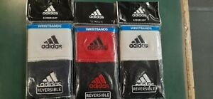 Adidas Reversible Wristbands