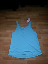 Love To Lounge Turquoise Vest Top  Size 14 -16  BNWT