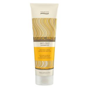 Natural Look Static Free Anti Frizz Shampoo 300ml SLS-Paraben-Cruelty Free Vegan