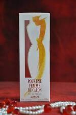 POUR UNE FEMME DE CARON Eau de Parfum 75ml., Rare, New Sealed