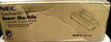NEC 20-120 Toner Cartridge Superscript 870 Genuine OEM Original