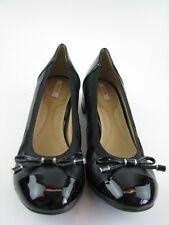 Geox Damen  Pumps  in schwarz Leder Gr.37