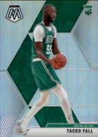 2019-20 Panini Mosaic Silver #244 TACKO FALL  RC Rookie Celtics