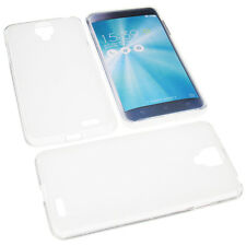 Case for Archos 55 Helium Ultra Cell Phone Pocket Cases TPU Rubber Transparent