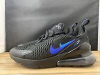 Nike Air Max 270 'Just Do It Black' Running Shoes CT6016 001 Sz 6.5Y (Womens 8)