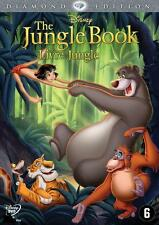 the jungle book JUNGLE BOEK Le livre jungle  WALT DISNEY dvd DIAMOND ED. sealed