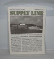 2000 Military Vehicle Preservation Association Supply Line Jan/Feb Issue