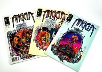 Angela Comic Lot # 1-3 - Rare First Print Image Comics - NM Set Featuring Spawn