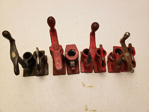 "4 Sets - 3/4"" Pipe Clamps - Various Brands"