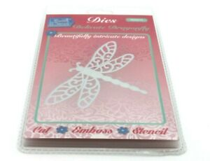 Delicate Dragonfly Cutting Die - Sweet Dixie Crafting