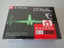 SAPPHIRE Radeon RX550 4GB GDDR5 PULSE 11268-01-20G Grafikkarte Neu