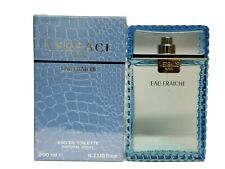 VERSACE EAU FRAICHE 6.7OZ EDT SPRAY BY VERSACE FOR MEN BRAND NEW IN BOX