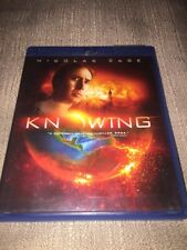 Knowing (Blu-ray Disc, 2009)