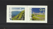 NEW ZEALAND 2019 SCENIC DEFINITIVES SELF ADHESIVE SET OF 2 UNMOUNTED MINT, MNH