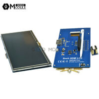 5 inch LCD Touch Screen TFT HDMI Panel Module Shield 800X480 For Raspberry Pi