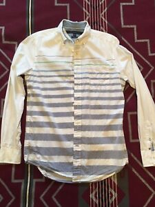 Tommy Hilfiger Custom Fit Shirt Small Great Condition