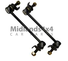 For NISSAN ELGRAND E51 FRONT STABILIZER ANTI ROLL BAR DROP LINKS PAIR