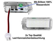 2x TOP LED SMD Kennzeichenbeleuchtung Ford Focus III 3 DYB Turnier (KS1