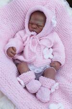 baby / girls knitting pattern cardigan hat, shoes blanket, toy  , birth to 7yr