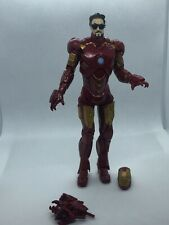 "?Marvel Legends Avengers Iron Man MK 4 Armor Sunglasses 6"" Action Figure NEW"