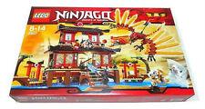 LEGO  Ninjago 2507 Fire Temple New in Sealed Box
