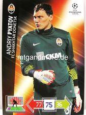 Adrenalyn XL Champions League 2012/2013 - Shakhtar Donetsk Spieler aussuchen