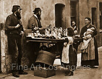 """John Thomson Photo, """"Dealer in Fancy Ware"""" London, 1876"""
