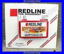 WEBER Redline 32 / 36 DGV DGEV DGAV Carburetor Carb Jetting Jet Pack Kit NEW