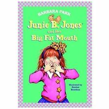 A Stepping Stone Book: Junie B. Jones and Her Big Fat Mouth No. 3 by Barbara.