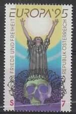 Oostenrijk postfris 1995 MNH 2157 - Europa / Vrede en Vrijheid