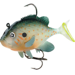 Storm WildEye Live Sunfish Fishing Lures (3 Pack)