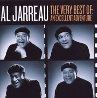 Al Jarreau - The Very Best Of: An Excellent Adventure NEW CD