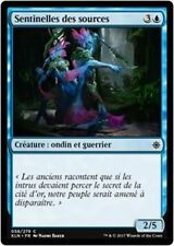MTG Magic XLN - (x4) Headwater Sentries/Sentinelles des sources, French/VF