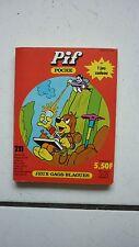 PIF  POCHE  /  NUMEROS  211  /  MARS   1983
