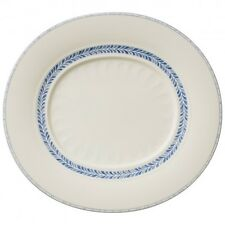 Villeroy & and Boch FARMHOUSE TOUCH BLUEFLOWER RELIEF gourmet plate 32cm NEW NWL