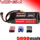 Venom Drive 35C 11.1V 3 CELL 5000 Traxxas EC3 Deans XT60 15026 Lipo Battery