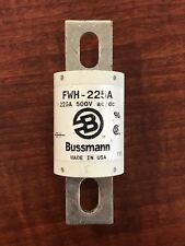 Bussmann FWH-225A Semiconductor Fuse