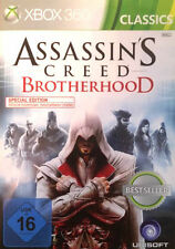 Assassin's Creed: Brotherhood -- Pyramide Software (Microsoft Xbox 360, 2012, DV