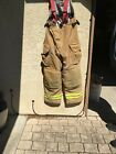 Inno Tex Fire turnout pants with suspenders