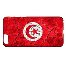 Coque iPhone Plus 7 Plus Drapeau TUNISIE 03