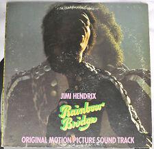 "JIMI HENDRIX ""Rainbow Bridge"" Reprise 2040 VG+ Rock LP"