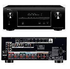 Denon AVR-X2000 Home Cinema 7.1 HD 3D 4k AV Network Receiver Amplifier 8xHDMI