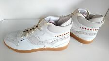 Paul Smith Dreyfuss Leather High-top Sneakers Trainers Shoes/UK10 EU44