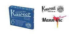 Kaweco Cartouches D'encre Bleu nuit