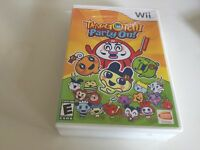 Tamagotchi: Party On (Nintendo Wii, 2007) WII NEW