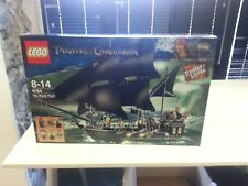 LEGO 4184 PIRATES OF THE CARIBBEAN THE BLACK PEARL NUOVO NEW NISB
